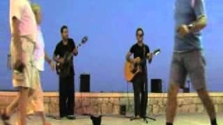 SAY NO MORE - radiohead creep live acoustic - Palma de Mallorca 03-09-2010