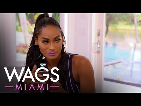 WAGS Miami  Darnell Nicole & Ashley Roberts Dig Into Claudia's Past  E!