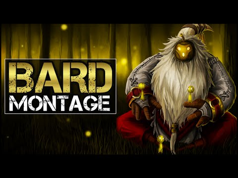 Best Bard Plays - League Of Legends Montage