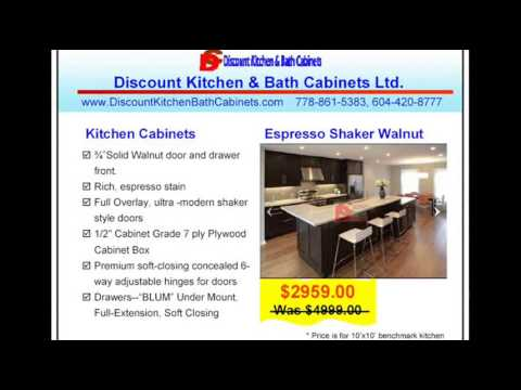Kitchen Cabinets Vancouver Quality Affordable Kitchen
