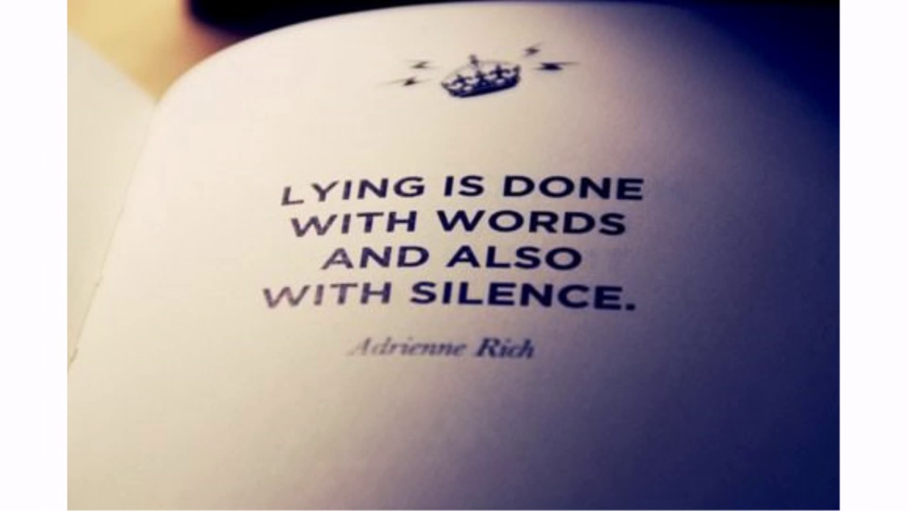 70 Silence Quotes Lovequotesmessages