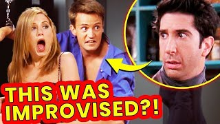 Friends: Unscripted Moments That Made the Show Even Funnier | OSSA Movies
