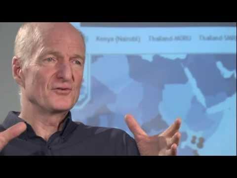 Professor Nick White: malaria