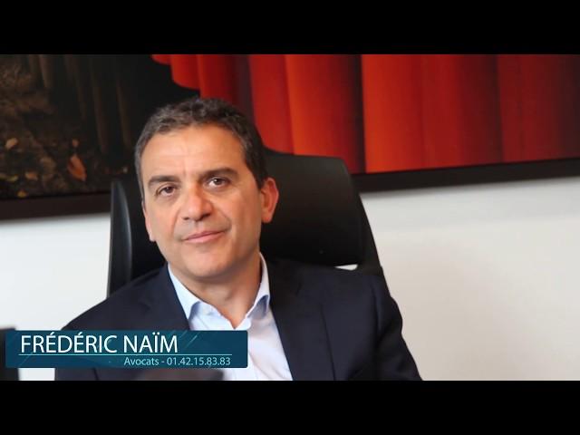 Saisie conservatoire et problèmes liés - Une vidéo de Frédéric Naïm, avocat fiscaliste à Paris