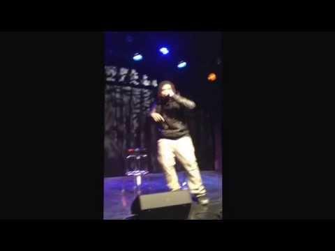 "Tko Nikko Performs ""Freak Like Me"" (Acappella) LIVE For RevoltTV"