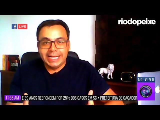 📰 JORNAL CDN - Boletim informativo da cidade de Caçador e do mundo!