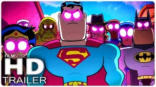 TEEN TITANS GO! IL FILM Trailer 2 Italiano (2018)