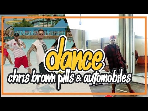CHRIS BROWN ''PILLS & AUTOMOBILES'' DANCE COVER CHOREOGRAPHY(Dance Like Chris Brown)TUTORIAL