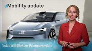 eMobility update: Volvo will Elektro-Primus werden, Shell und Renault wollen zu Ionity, Nissan.