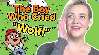 "The Boy Who Cried ""Wolf!"" 