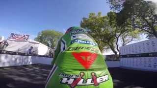 Official - Kawasaki Ninja H2R - Isle of Man - Onboard Lap thumbnail