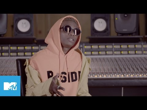 WizKid Talks 'Sounds From The Other Side', Fame & More | MTV Exclusive Interview