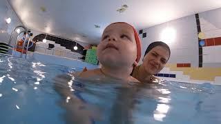 Грудничковое плавание в Москве | Второе Рождение Петровско-Разумовская #04