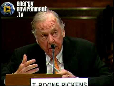 T. BOONE PICKENS: USA