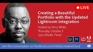 Create Your Photography Portfolio with Adobe Portfolio and Updated Lightroom Integration | eDUCATION