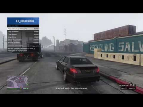 GTA Online [Executive Search] Live #2