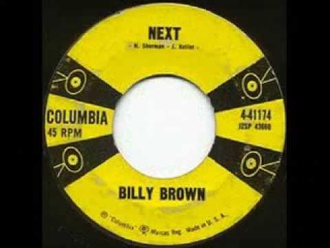 Billy Brown - NEXT - Oldie (1958)