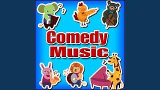 Music, Comedy Theme - Ta Dah For: Classic Performance Flourish, Cartoon Comedy Music Themes,...