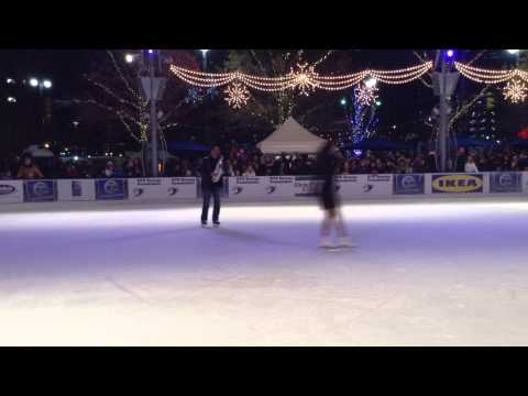 """""""PAST DUE!"""" Actor - Alto Reed Performs on Ice"""