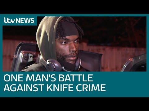 One man's battle to stop knives on Britain's streets | ITV News Mp3