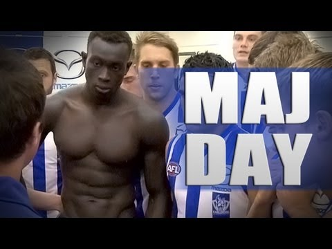 Round 4, 2013 - The debut of Majak Daw