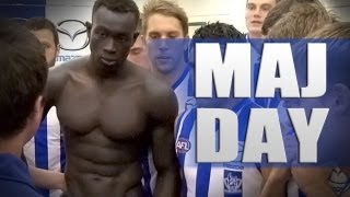 Round 4, 2013   The Debut Of Majak Daw