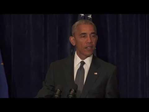 Warsaw: Press Statement by U.S. President Barack Obama. July 8, 2016.