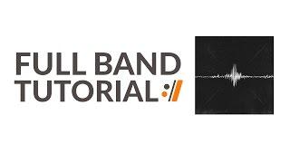 We Will Not Be Shaken - Bethel Music // Full Band Tutorial