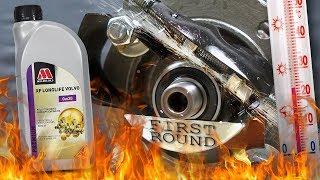 Millers Oils Xf Longlife C5 0W20 Jak skutecznie olej chroni silnik? 100°C