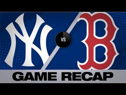 Yankees blank the Red Sox in a 5-0 victory | Yankees-Red Sox Game Highlights 9/9/19