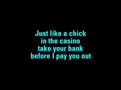 Poker Face Lady Gaga Karaoke - You Sing The Hits