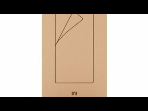 Redmi 4 screen protector from mi store unboxing and fixing it.