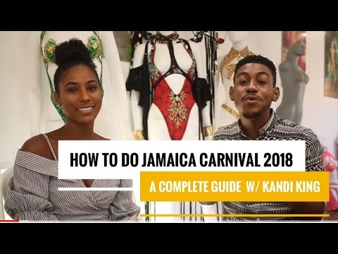 HOW TO DO JAMAICA CARNIVAL 2018 - A COMPLETE GUIDE | Q & A with Kandi King | RUSHCAM