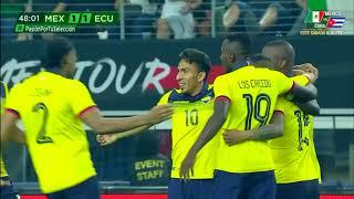 Resumen | Mexico 3 - 2 Ecuador | Amistosos - Amistosos 2018 - Jornada 1 | Televisa Deportes