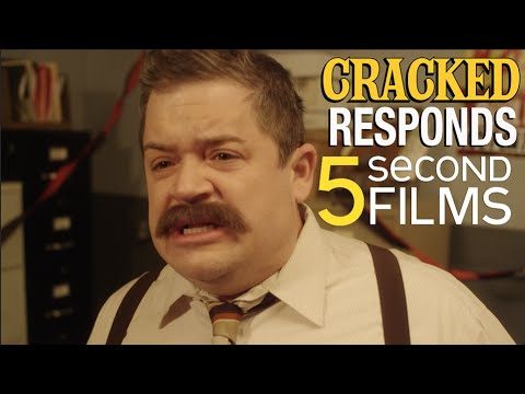 The New '5 Second Films' Movie  Cracked Responds