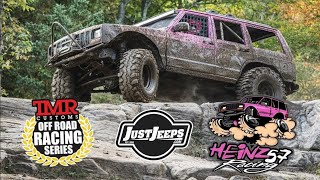 THAT PINK XJ - Thunder in the Hills - TMR Off Road Racing Series
