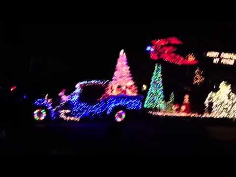 Phoenix Lights Parade 2012