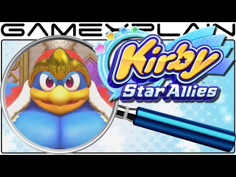 Download Youtube: Kirby: Star Allies ANALYSIS - Nintendo Direct Gameplay (Secrets & Hidden Details)