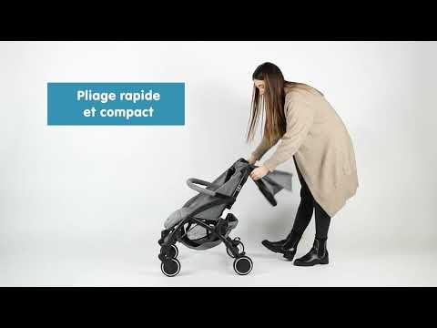 Nania Poussette combinée LILI + siège auto BEONE 0+ (0-13kg)
