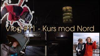 Kurs mod nord - Rasmus DJ Vlog #11