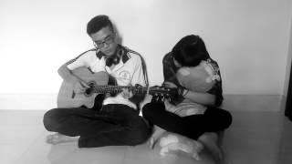 Qua đêm nay - guitar cover by Win cờ bờ ft. Chồn Con