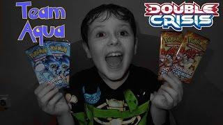 Pokemon Double Crisis Team Aqua - Can I get that Full Art EX?