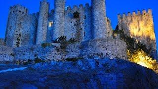 Замок Обидуш (Castelo de Obidos) Португалия(Португалия, Обидуш, замок XII в Замок Обидуш, возведенный на небольшом холме в нескольких километрах от..., 2016-09-28T17:04:04.000Z)