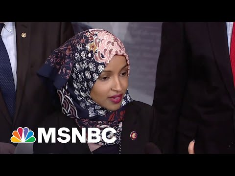 Ilhan Omar Condemned For Remarks On US, Israel, Hamas And The Taliban