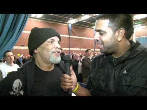 Paul Barber DENZIL  for iFILM LONDON  ONLY FOOLS & HORSES CONVENTION 2011