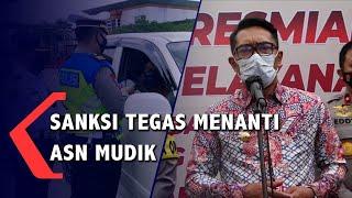 Download lagu Sanksi Tegas Menanti ASN Mudik