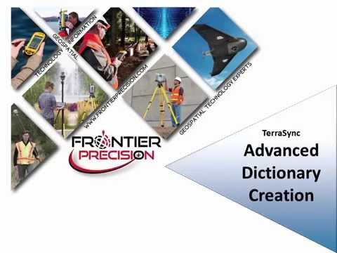 Advanced Data Dictionary Creation