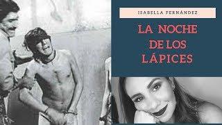 La NOCHE DE LOS LÁPICES-Isabella Fernández