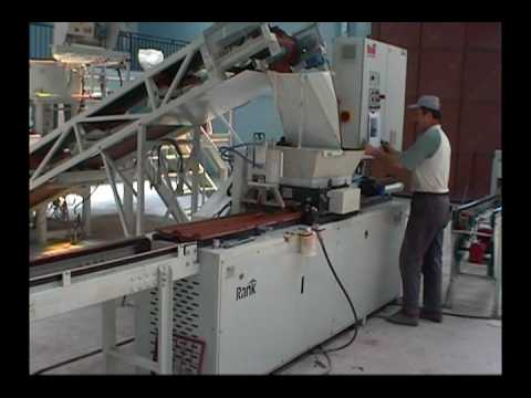 Rank Roofing Concrete Roof Tile Machine And Manufacturing