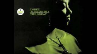 Lorez Alexandria - Over the rainbow